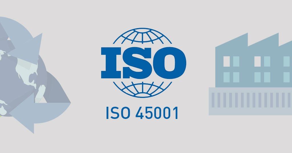 استاندارد ISO 45001